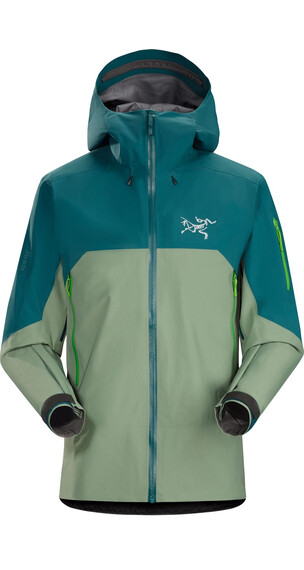Arc'teryx M's Rush Jacket Pytheas Slate